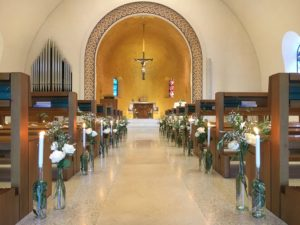 A l'église - Mariage dans le Lavaux